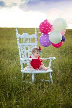 first birthday Photo Shoot -By Raya
