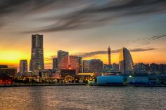 Yokohama Bay, Japan -(Click the pic for full information about the place and more pics)