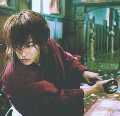Saitama, Kenshin Anime, Rurouni Kenshin Movie, Sword Poses, Takeru Sato, Martial Arts Movies, Haruma Miura, Gackt, Live Action Movie