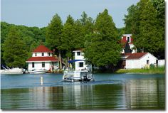 Elkhart Lake, Wisconsin, a must place to visit.