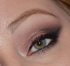 Meowmisu Makeup: Naked 3 Palette LOTD- Cat Eye