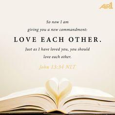 #VOTD #Bible #LoveYourNeighbor #Scripture #Teaching