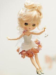 J Fairy Doll