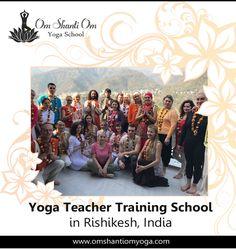 Om Shanti Om Yoga Teacher Training Center is one of the best and oldest Yoga TTC School Yoga Alliance USA certified Yoga TTC school provides best yoga class - courses 100, 300, 500, RYS 200-hours Yoga teacher training in India. https://yogateachertraininginrishikesh.in/om-shanti-om-yoga-schedule.html