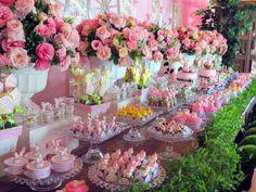 fazendinha mesa de doces