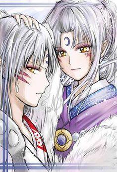 Sesshoumaru e Arina-hime