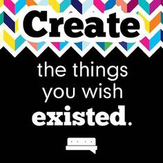 How many candles are you going to blow out before you realize you can create 'it'? #spillyourgutsy #inspiration #create #design #dreambig #worxgd