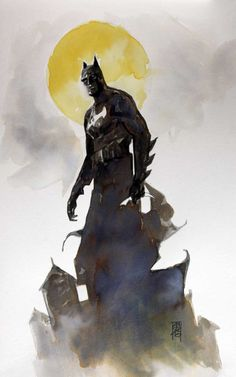 Batman by Alex Maleev