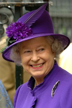 Diamond Jubilee: Queen Elizabeth's Hats In Pictures