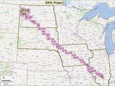 Construction Begins On $3.8bn Bakken-To-Illinois Dakota Access Pipeline - Oilpro.om