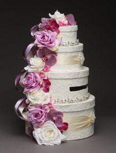 Wedding Cardbox Custom to Match Your by ElegantSparkleBoutiq