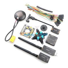 91.75$  Watch here - http://alieme.worldwells.pw/go.php?t=32746150656 - Mini APM Flight controller w/ 6M GPS + 3DR 433Mhz 915Mhz Radio Telemetry + OSD + Power Module + Damping Board FPV Combo Kits