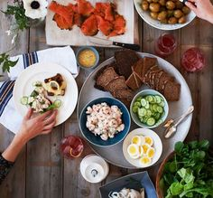 How to Throw a Wildly Hip Scandinavian Sandwich Party