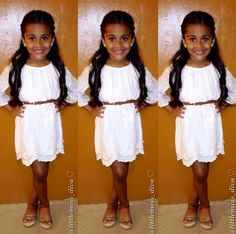 Kid fashionista ❤