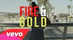 Bea Miller - Fire N Gold (Official Lyric Video) - YouTube