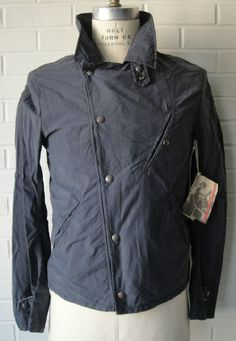 Engineered Garments Grey Nylon Explorer Jacket