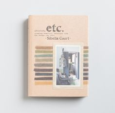 Etcetera Book: Packed with tips of the interior stylist's trade, Etcetera is a lavishly photographed interiors book in which every image demonstrates a clear and easily replicable principle that will help transform a room without the need for expensive and permanent renovation. Author Sibella Court's style is very global, combining contemporary elements with antiques and junk-shop finds, textile fragments, wallpapers, collectables and ephemera. Etcetera draws on five of Sibella's favourite…