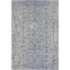 Bungalow Rose Aidyn Hand-Loomed Area Rug Rug Size: 2' x 3'