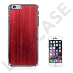 Alsterdal (Röd) iPhone 6 Plus Skal