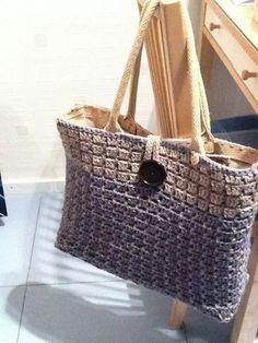 38 Beste Afbeeldingen Van Ah Binnentas Crochet Bags Crochet