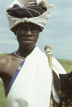 Africa | Xhosa man. South Africa. 1967 - 1976 | ©Digital Library University of…