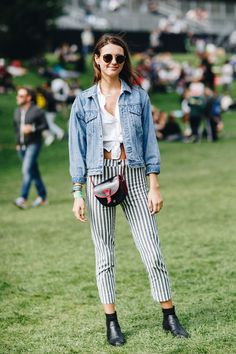 The 74 Most Incredible Looks From the Outside Lands Festival – Fest Time Music Festival Outfits, Festival Costumes, Concert Outfits, Festival Style, Festival Wear, Festival Fashion, Rave Outfits, Edgy Outfits, Summer Outfits