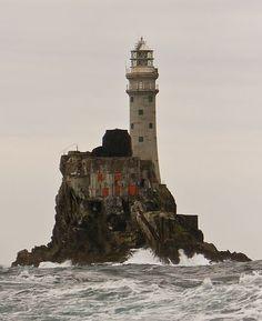 Fastnet Lighthouse - Mizen Head - Co. Cork, Ireland - Most Westerly light house in Ireland - (last one before America)
