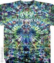 ef24536b9 Crazy Krinkle Unprinted Tie-Dye T-Shirt