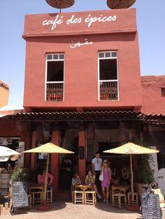 Café des Épices in مراكش, Marrakech-Tensift-Al Haouz