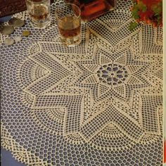 FREE DIAGRAMS ~ For Multiple Doilies