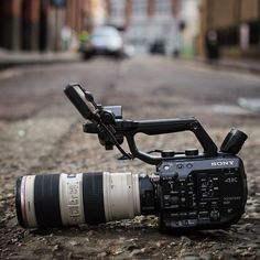 Sweet Sony  Canon setup by @lewisfarleyfilm Tag a filmmaker  #camera #gear #sony #cameras #canon #lens #videoshoot #videography #equipment #sonycamera #filming #beauty