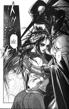 vampire hunter d and doris