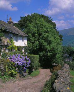 Robin Lane, Troutbeck, Nr. Windermere, Cumbria, England