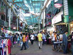 Petaling Street - The Chinatown of Kuala Lumpur Malaysia