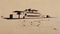 Frank Lloyd Wright Collection   Columbia University Libraries