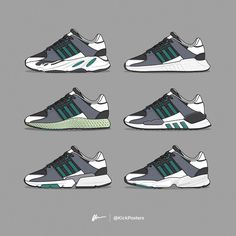 "603e3a6f4b330 KickPosters by Dan Freebairn on Instagram  ""What would your  NeverMade  adidas shoe be  Comment below...💬👇🏻 — Since watching  sizeofficial s  latest ..."