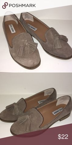 Steve Madden tassel loafers