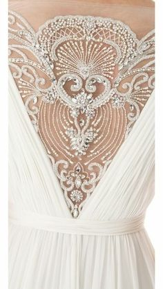 New fashion styles of 2015 wedding dresses are on hot sale. We offer Lace Wedding Dress, plus size weddng dresses, beach wedding dresses. You could buy unique bridal gowns from 2015 popular collections. Perfect Wedding, Dream Wedding, Wedding Day, Bling Wedding, Lace Wedding, Bridal Wedding Dresses, Wedding Attire, Mode Inspiration, Wedding Inspiration