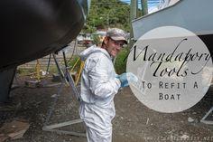 Mandatory Tools To Refit A Boat - It's A Necessity