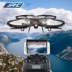 FPV Mini Drones With Camera Hd Jjrc H6D Quadcopters With Camera Flying Helicopter Camera Professional Drones Rc Dron Copter | Aliexpress