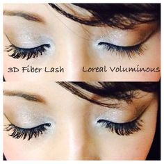 The Comparison between Youniques 3D Lash Mascara & Loreal Mascara! The Results are Amazing & Instant! 3D Lash Mascara Triumphs All Mascaras website Link to order in bio