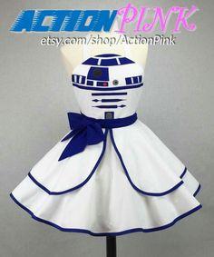 R2D2 apron!