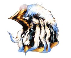 Ixion from Final Fantasy X Cross Stitch Pattern by jennrbee
