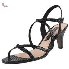 Tamaris  28306-001, sac à bride femme - Noir - Noir, 39 - Chaussures tamaris (*Partner-Link)