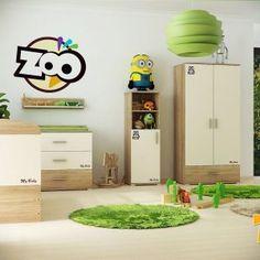 ZOO Bútrocsalád - képek - TODI Gyerekbútor