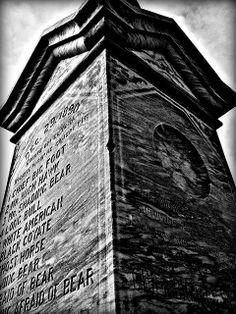 Wounded Knee Memorial | Wounded Knee Memorial | Flickr - Photo Sharing!