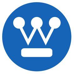Westinghouse logo - Paul Rand - Letterform
