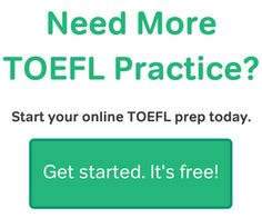 Improve your TOEFL score with a 7-day free Magoosh trial