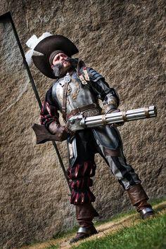 Новости Medieval Armor, Medieval Fantasy, Larp, Warhammer Fantasy Roleplay, Warhammer Empire, Character Art, Character Design, Landsknecht, Knight Armor