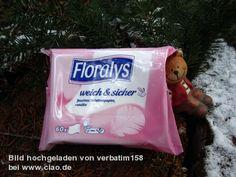 Floralys Feuchte Toilettentücher Sensitive Floralys Feuchte Toilettentücher Sensitive